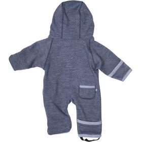 Isbjörn Babies Wooly Jumpsuit Denim